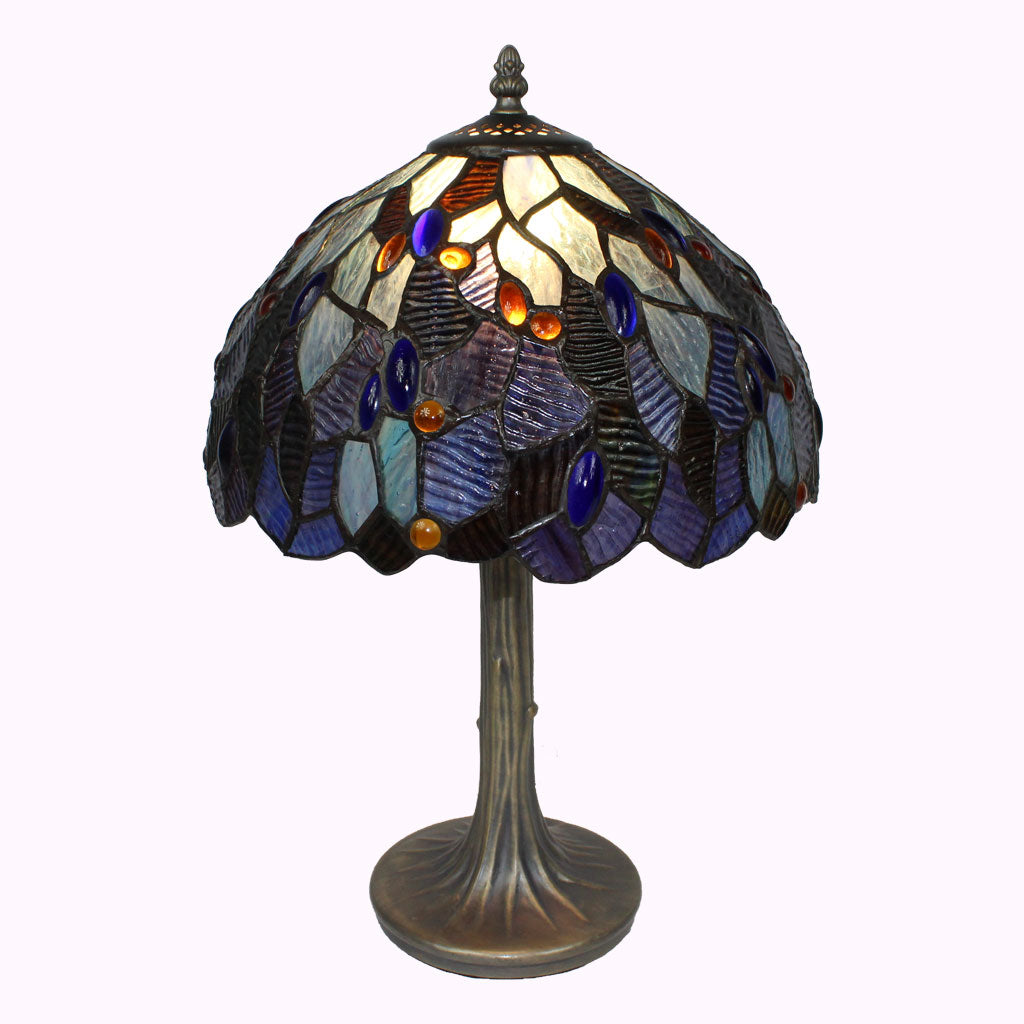 Large Fairy Pool Tiffany Table Lamp