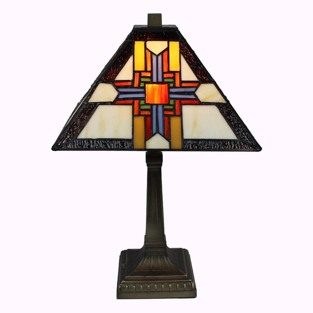 Morning Star Mission Table Lamp