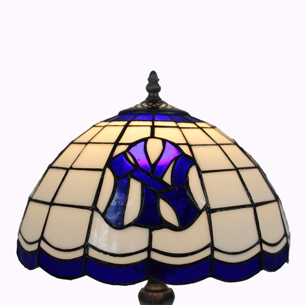 New York Yankees Tiffany Lamp