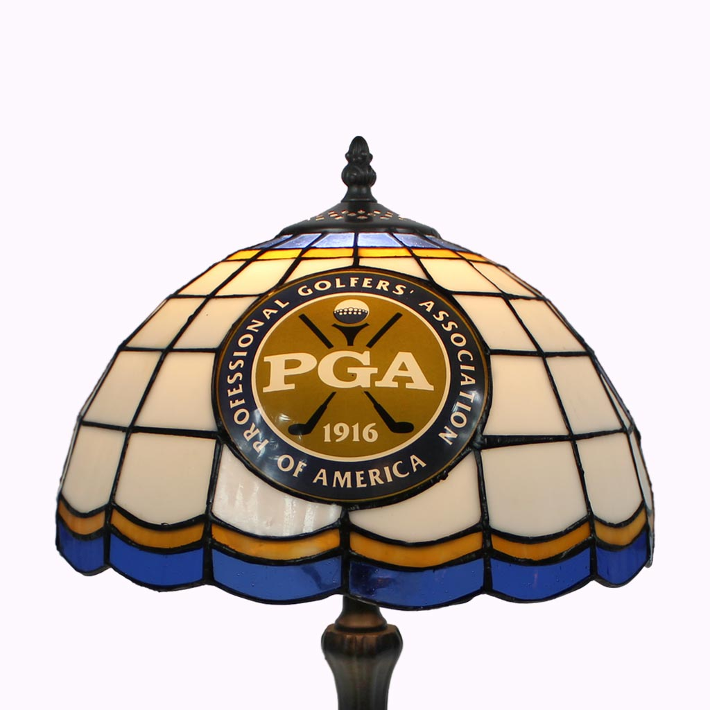PGA 100th Anniversary Tiffany Lamp