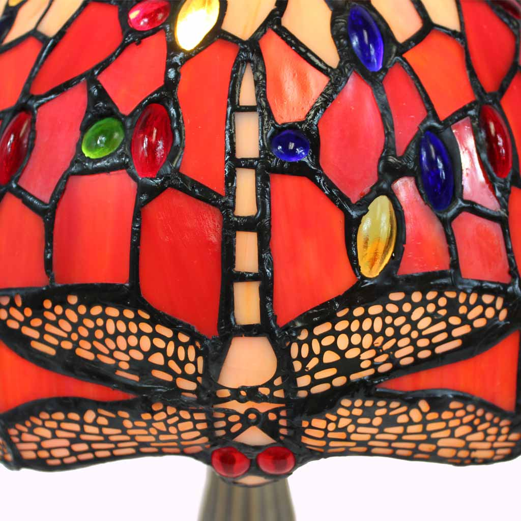 Tiffany Style Lamps from Memory Lane Lamps