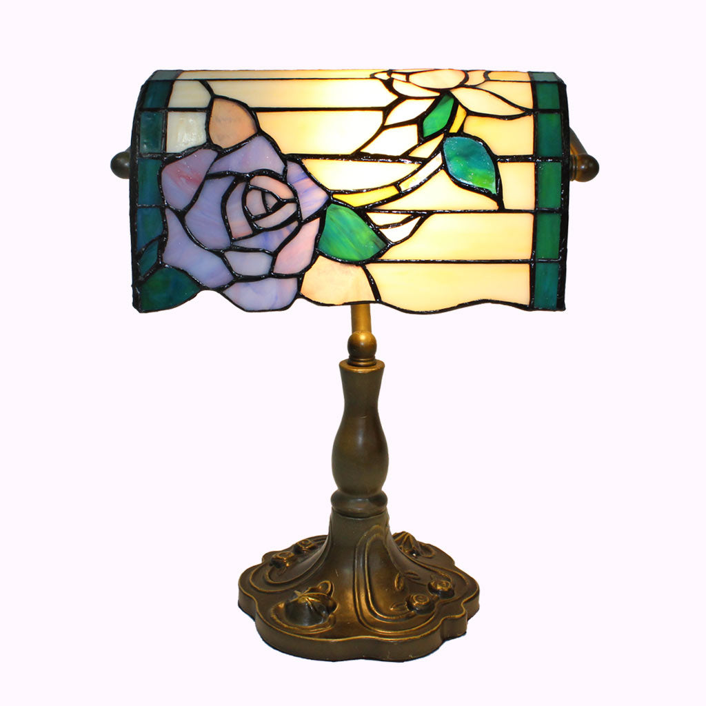 Tiffany Bankers Lamp from Memory Lane Lamps