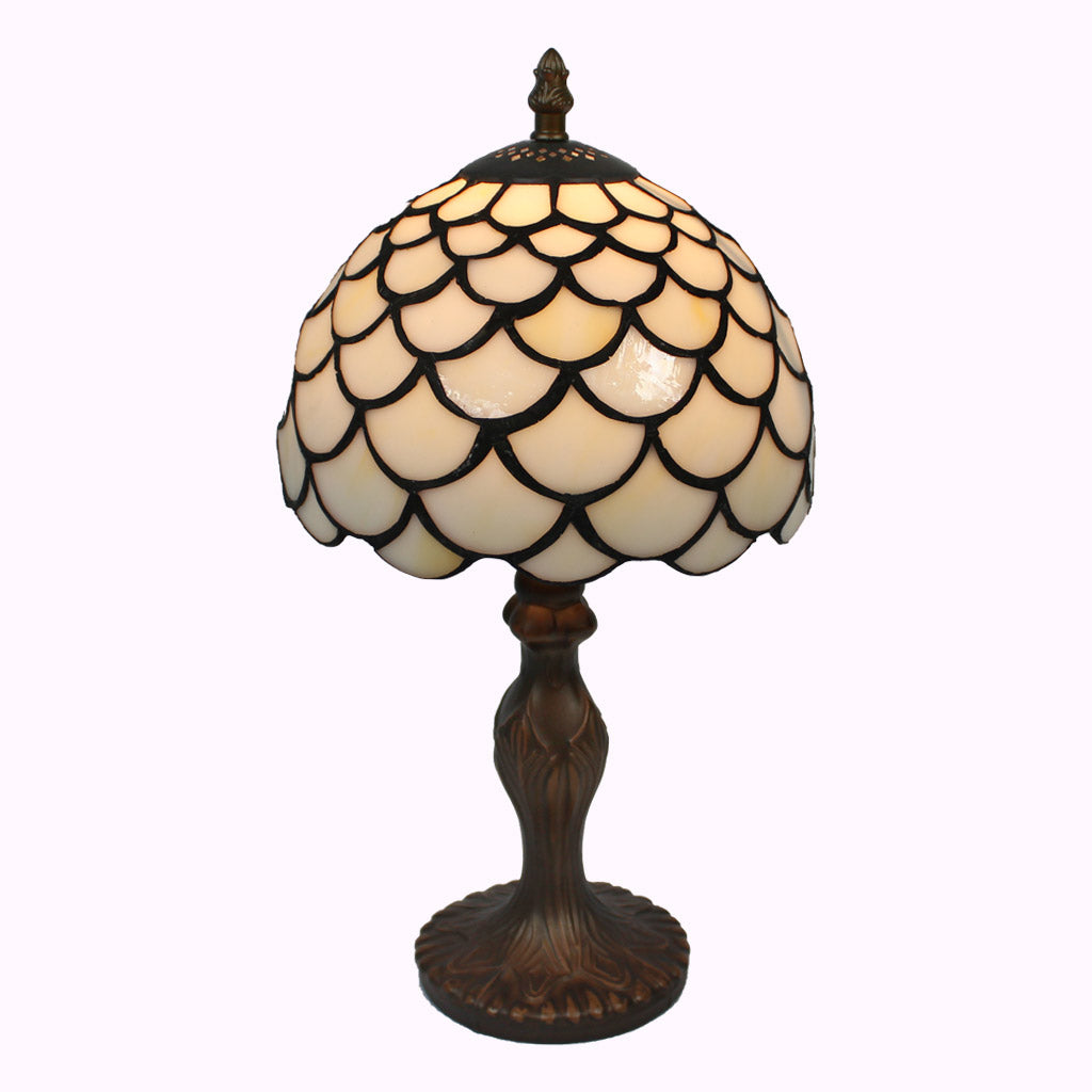 Seashell Tiffany Accent Lamp