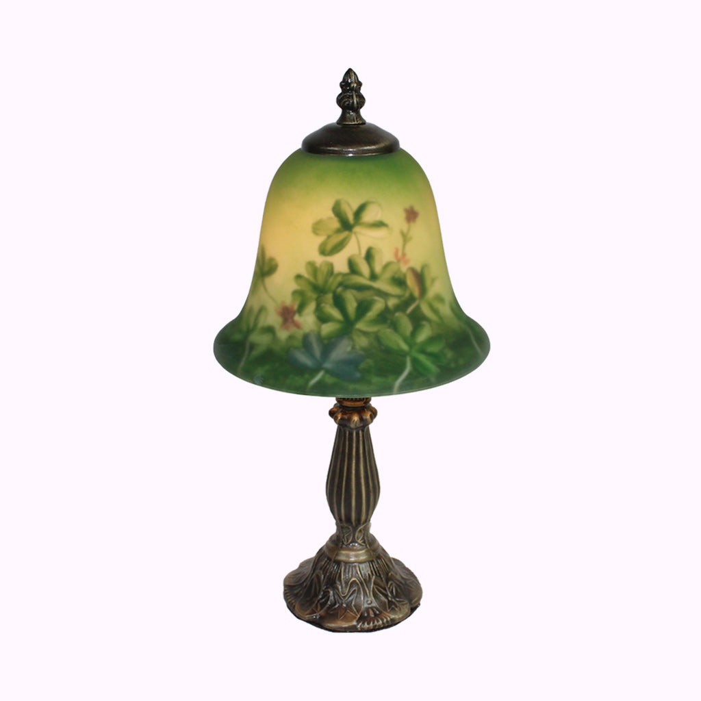 Shamrock Handale Accent Lamp from Memory Lane Lamps