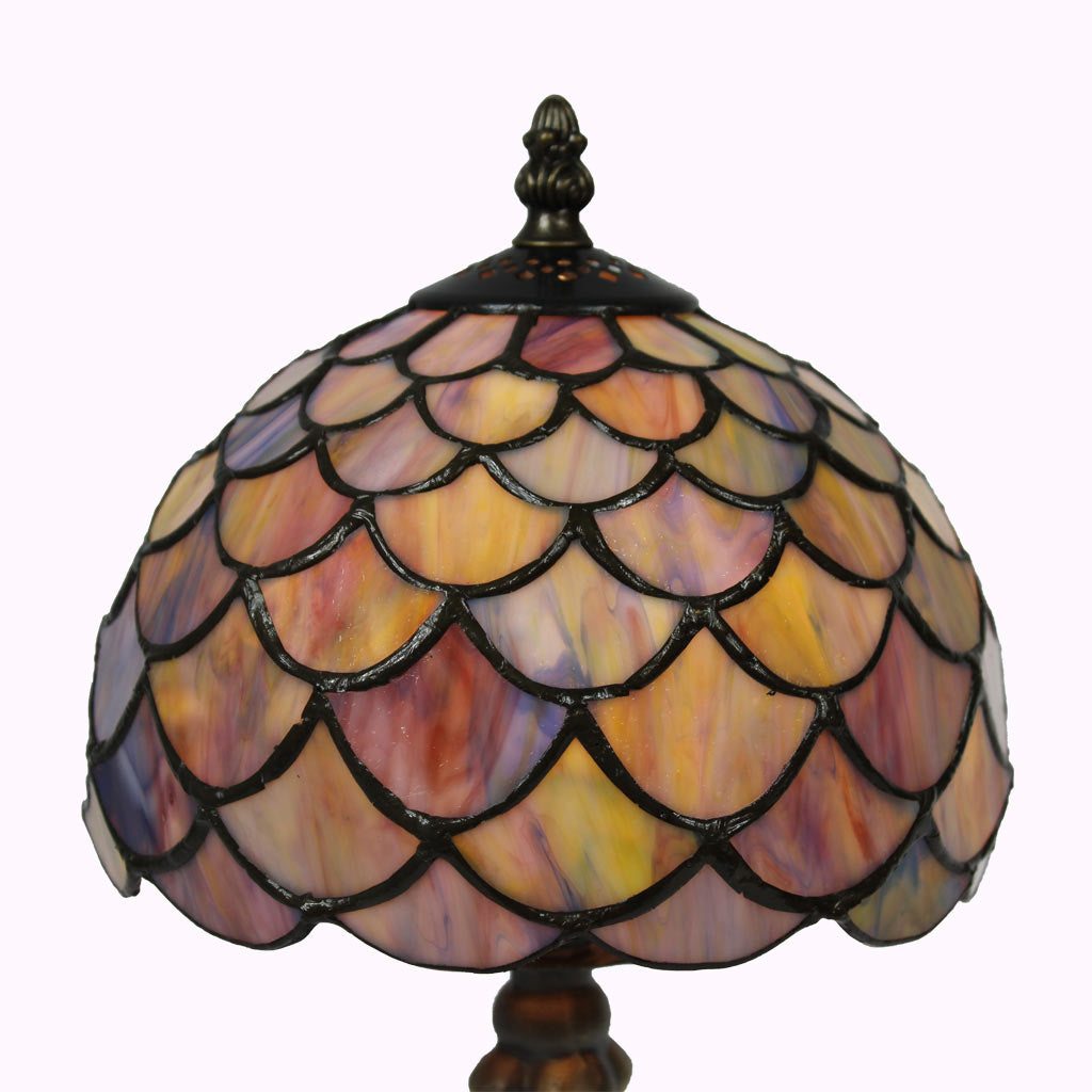 Small Clamshell Accent Lamp
