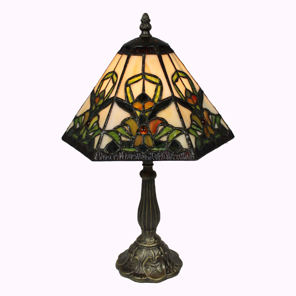 Spring Fling Mission Table Lamp