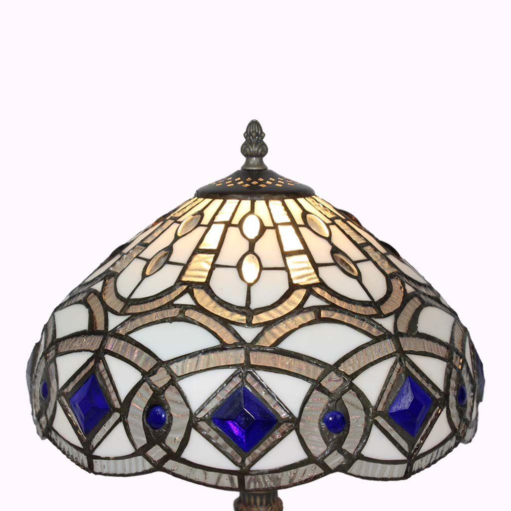 Tiffany Ice Table Lamp