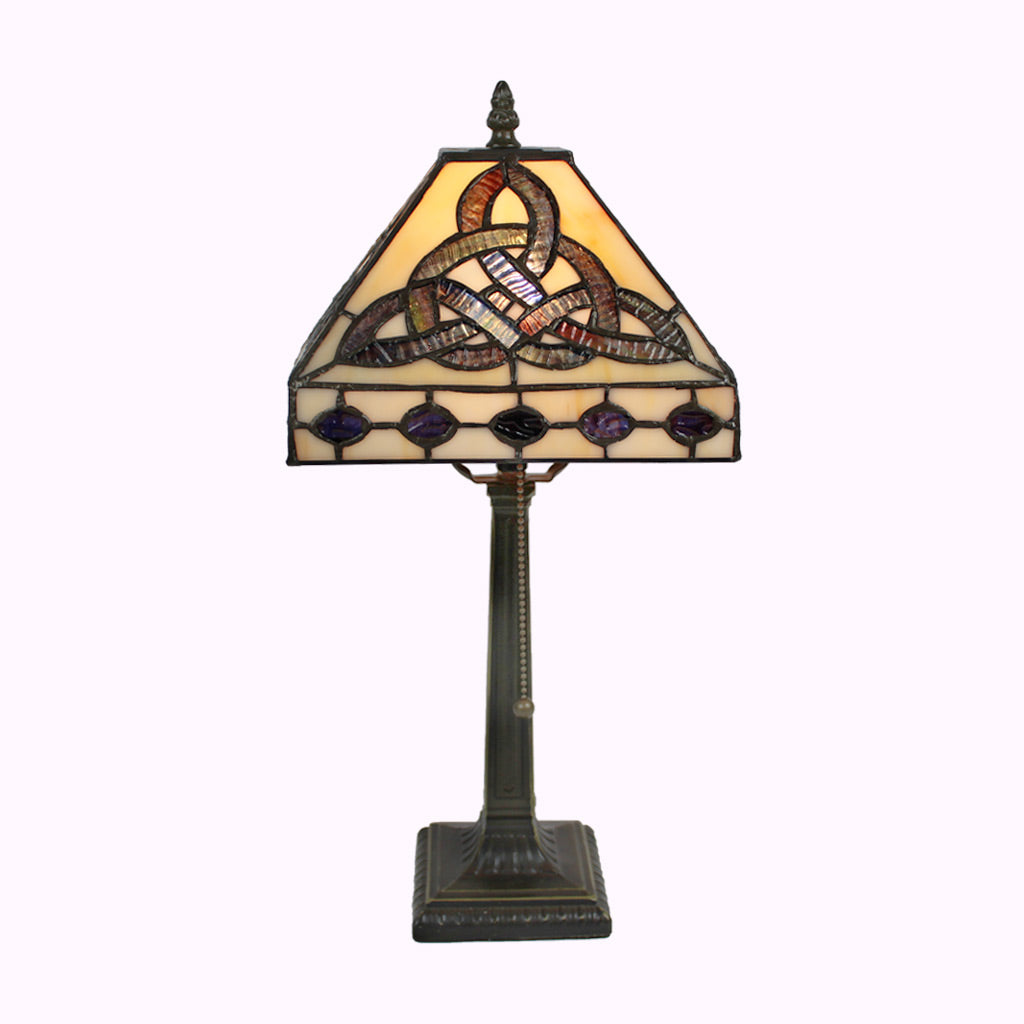 Trinity Tiffany Table Lamp from Memory Lane Lamps