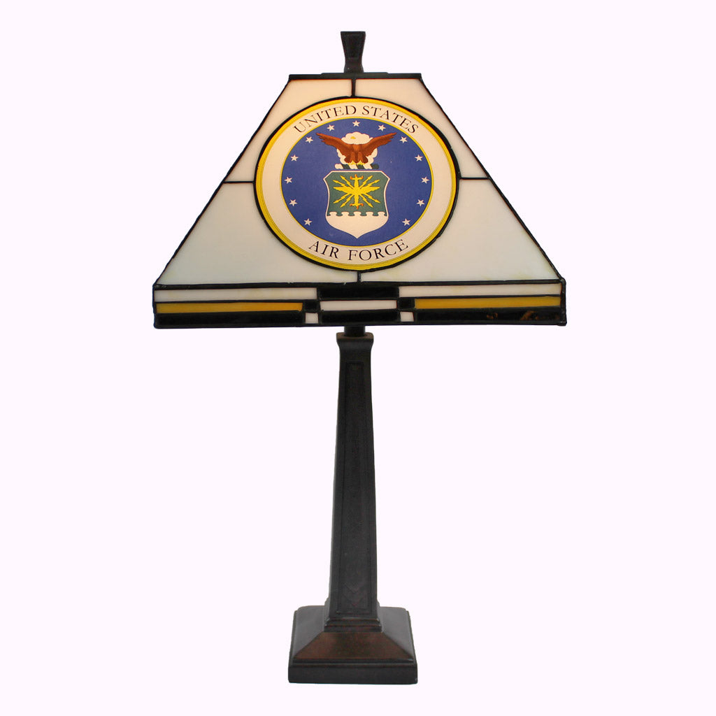 U.S. Air Force Mission Table Lamp