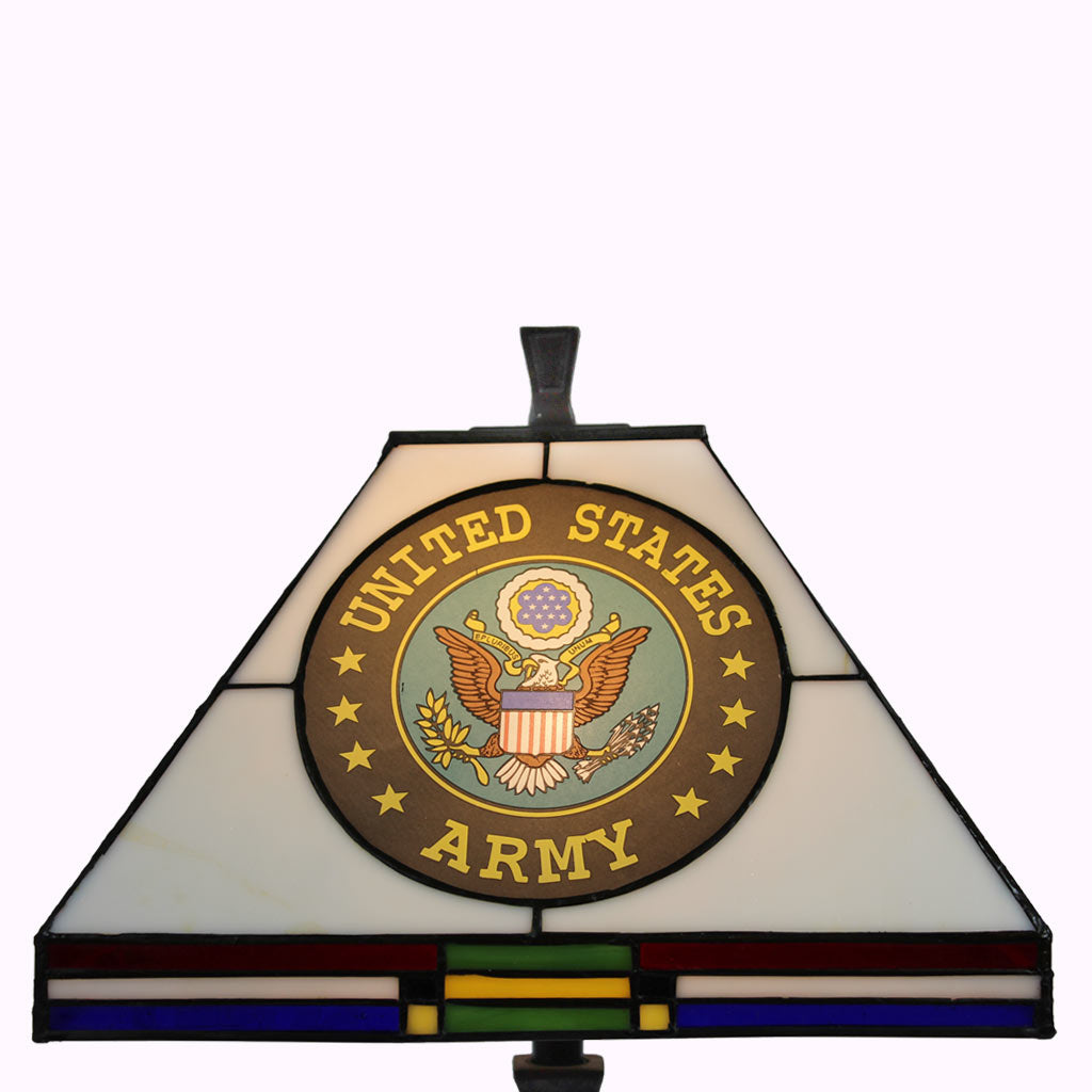 U.S. Army Mission Table Lamp