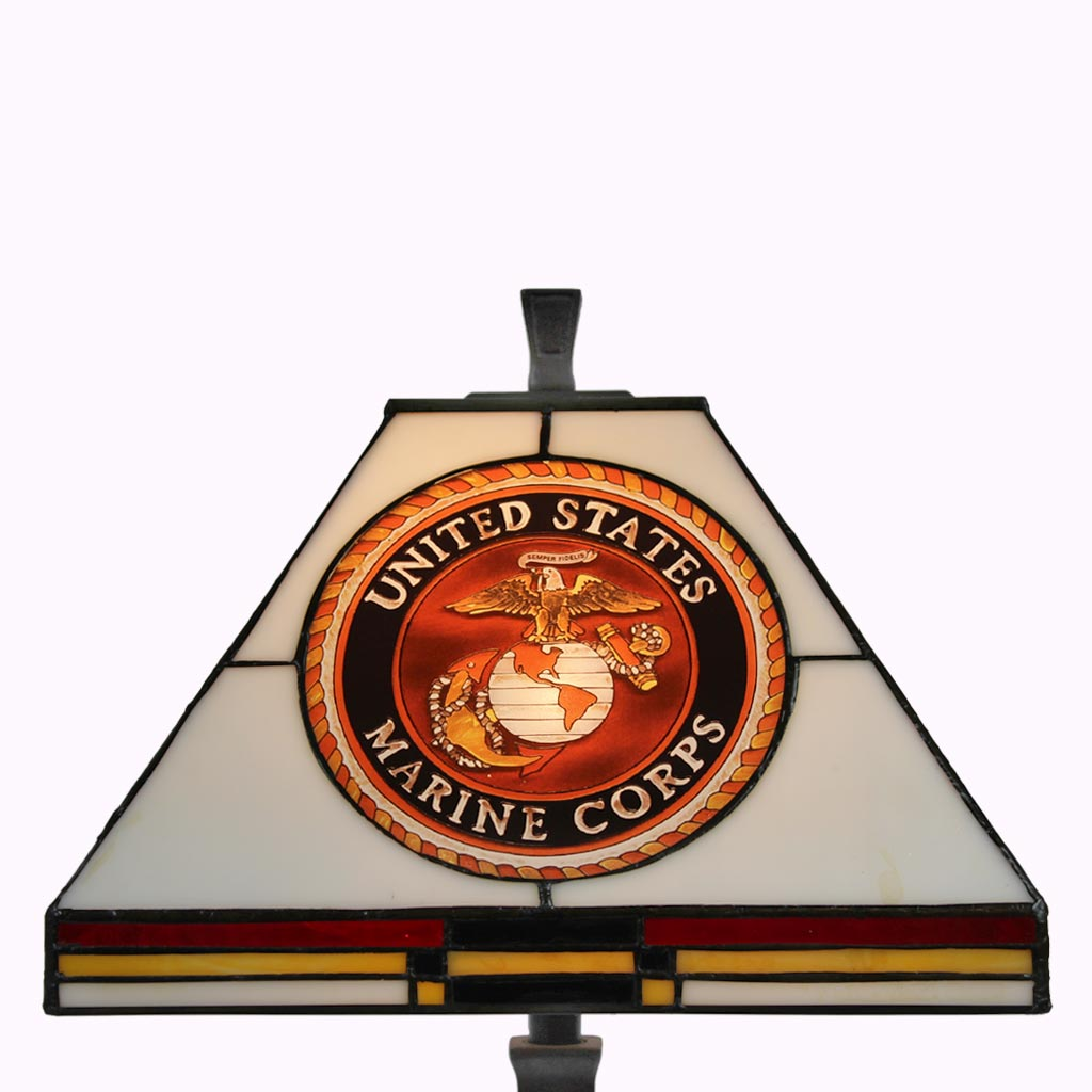 U.S. Marines Mission Table Lamp