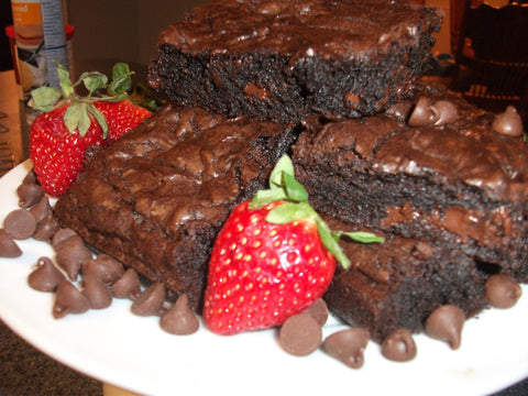 Ultimate Chocolate Fudge Brownies