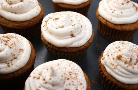 Maple Spice Cupcakes
