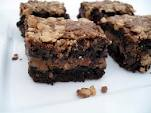 Toffee Fudge Brownies