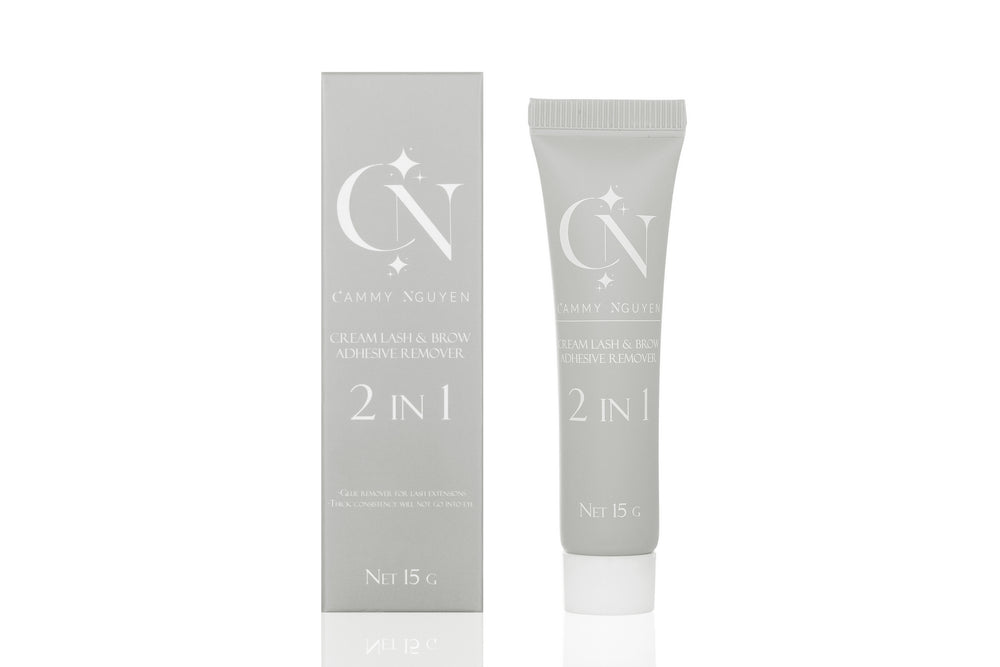 2 IN 1 Lash & Brow Adhesive Remover