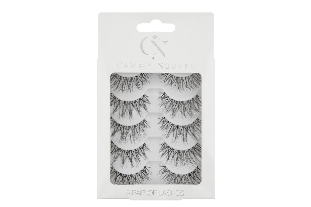 CN Stackable Strip Lashes (Style 1 )