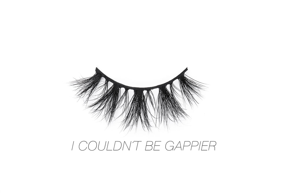 I Couldn't Be Gappier