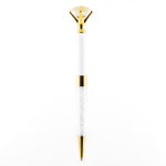 Gold Diamond Pen