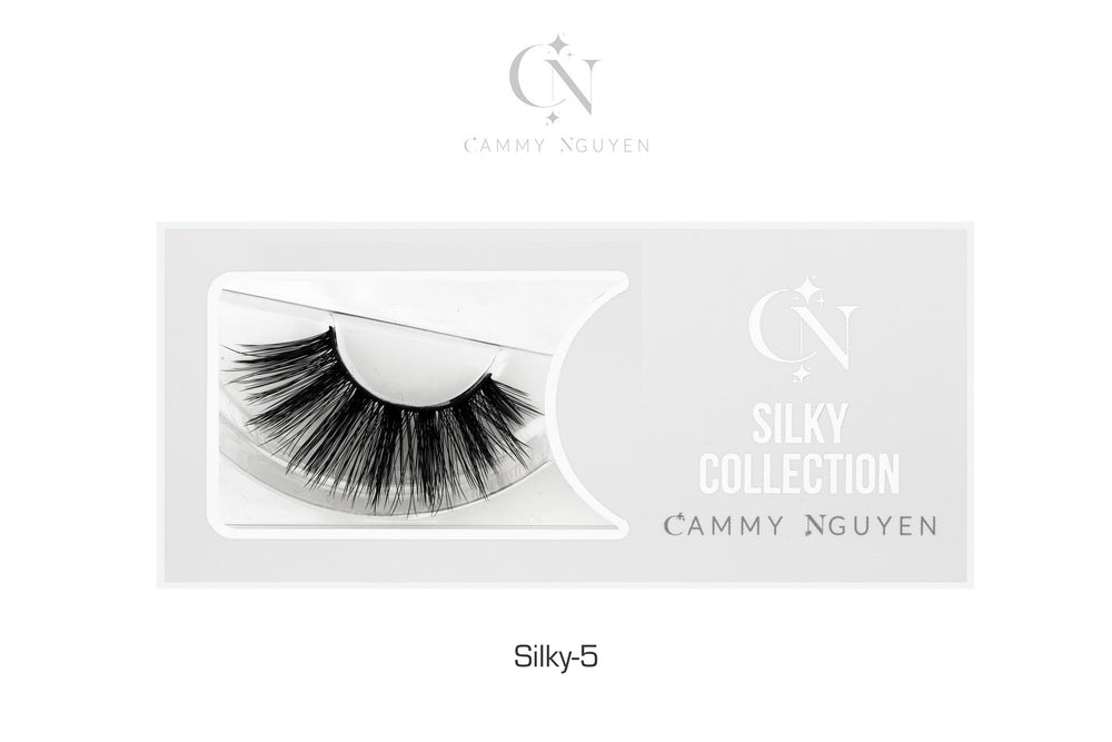 Silky-6 Strip Lash