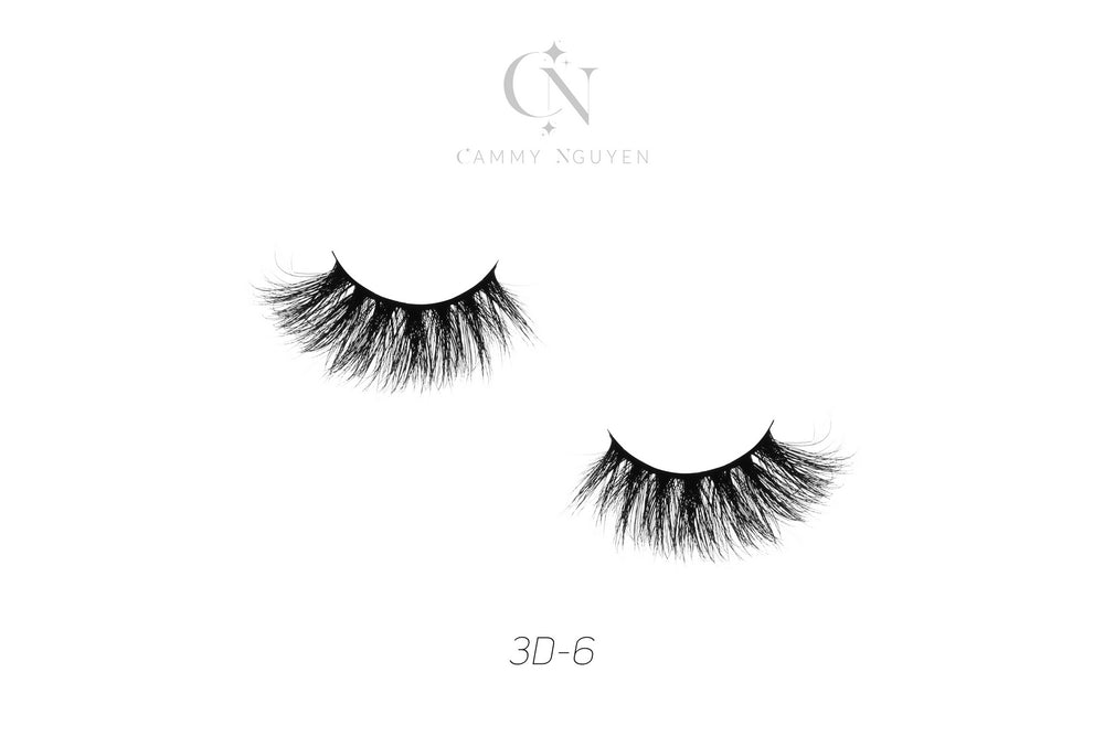 3D-6 Strip Lash