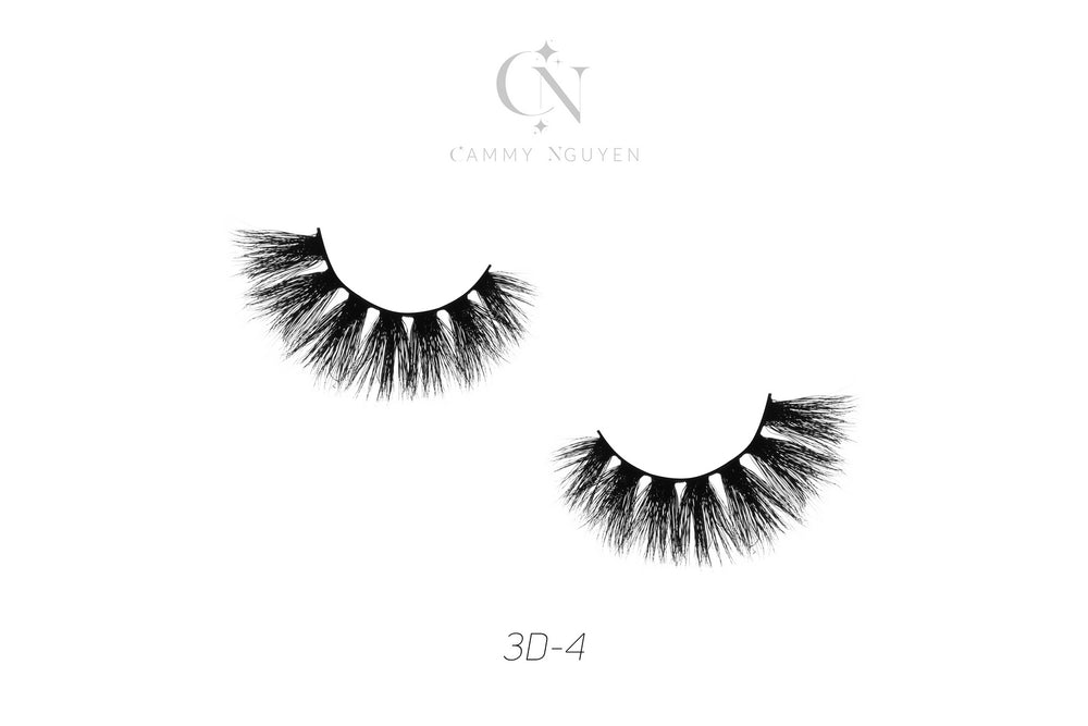 3D-4 Strip Lash