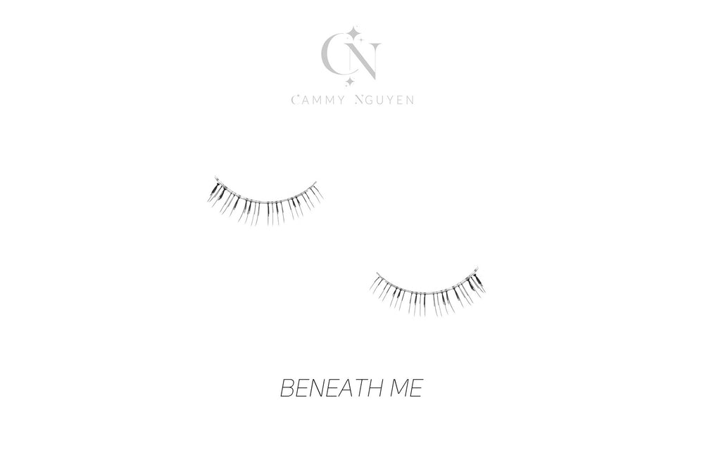 Beneath Me (Baby Bottom Strip Lash)