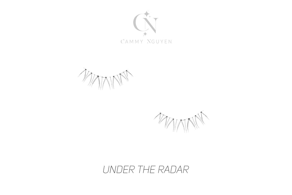 Under The Radar (Baby Bottom Strip Lash)
