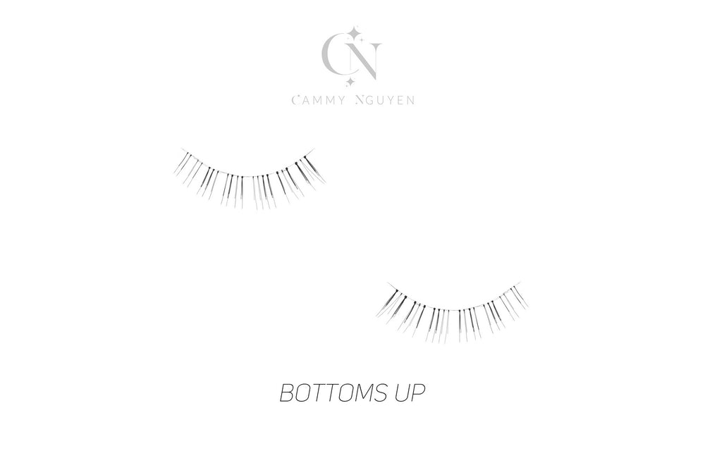 Bottoms Up (Baby Bottom Strip Lash)