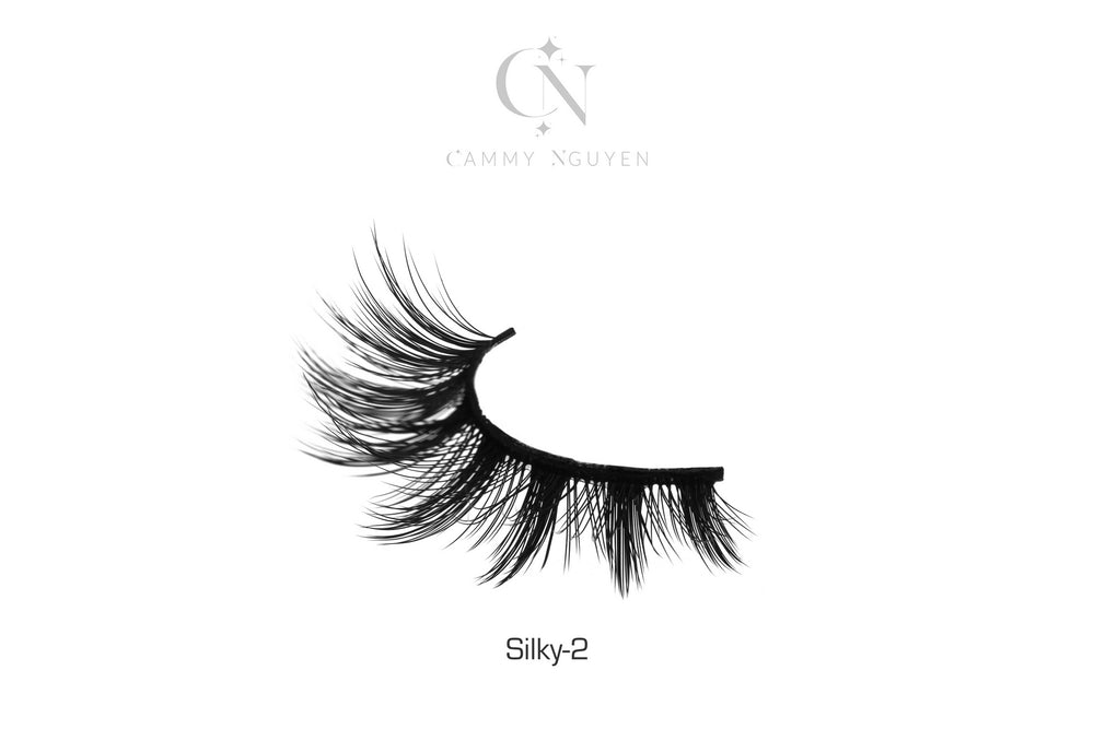Silky-2 Strip Lash