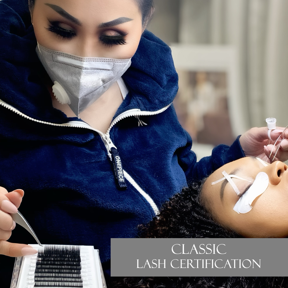 Classic Lash Certification Course  1 Day