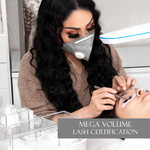 Mega Volume Lash Certification Course