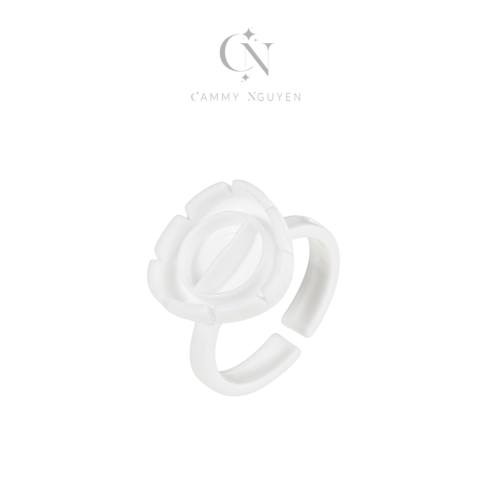 CN Flower Glue Rings