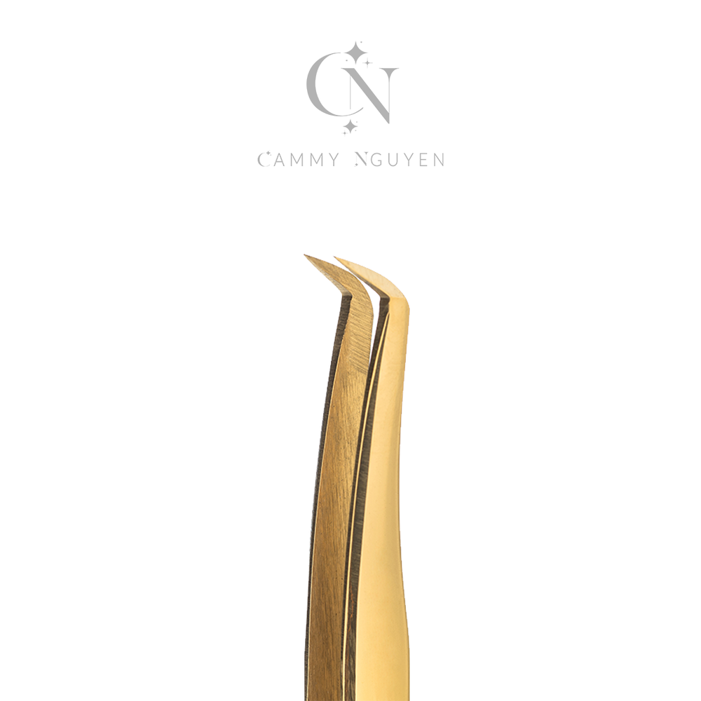 Gold Mega Volume Tweezer