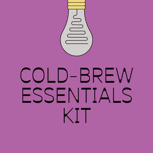 Cold Brew At-Home Essentials Kit