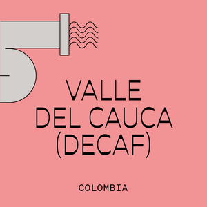 Colombia Valle Del Cauca (Decaf)