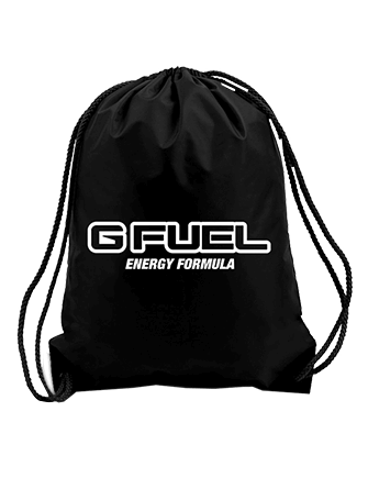 G FUEL Drawstring Bag