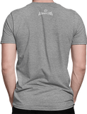 T-Shirt - #DontBeAPussy (Gray)