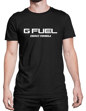 T-Shirt - G FUEL Energy Formula Logo (Black)