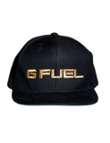 Snapback Hat - Gold G FUEL Logo