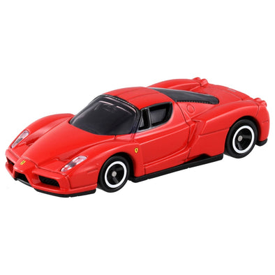 Tomica No.11 Ferrari Enzo - RED