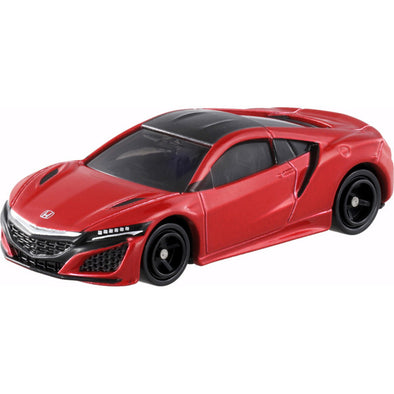 Tomica No.43 Honda NSX Red