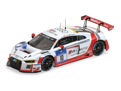 Minichamps 1/43 AUDI R8 LMS – AUDI RACE EXPERIENCE – YOONG/THONG/LEE/CHENG – 24H NÜRBURGRING 2016 - 437161110