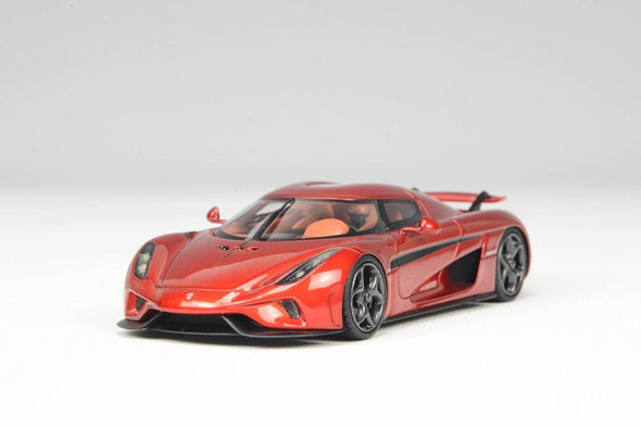 Sophiart 1/43 Koenigsegg Regera - Candy Apple Red