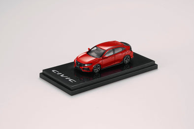 Hobby Japan 1/64 Honda CIVIC HB (FK7) Flame Red