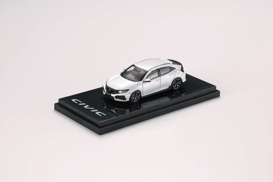 Hobby Japan 1/64 Honda CIVIC HB (FK7) White Pearl