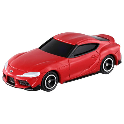 Tomica No.117 Toyota GR Supra - RED