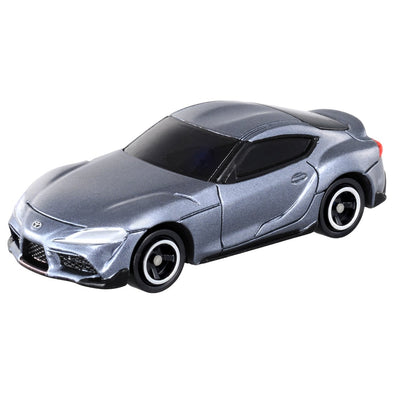 Tomica No.117 Toyota GR Supra - SILVER (First Press Limited Edition)