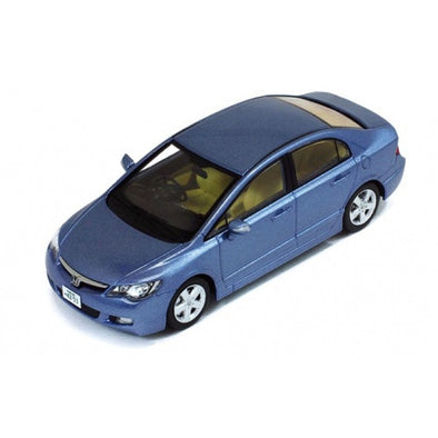 Premium X 1/43 HONDA CIVIC 2006 Blue PRD428