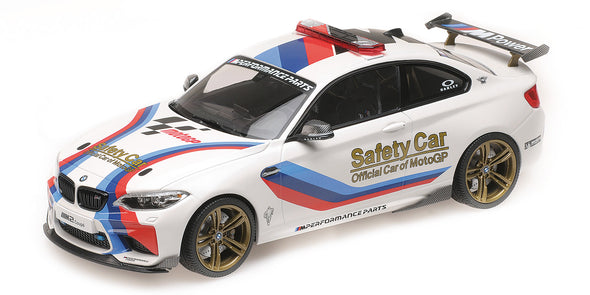 Minichamps 1/18 BMW M2 COUPÉ - 2016 - MOTOGP SAFETY CAR - 155026105