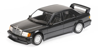 Minichamps 1/18 MERCEDES-BENZ 190E 2.5-16 EVO 1 – BLUE-BLACK METALLI - 155036000